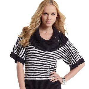 WHBM short-sleeved sweater